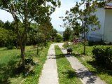 I sell a beautiful villa with 2500sqm of garden with trees