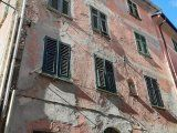 house between Portofino and Cinque Terre. In the Ligurian hills j