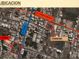 LOT IN A RESIDENTIAL AREA OF AREQUIPA PERÚ, IDEAL FOR APARTMENTS. 621 M2 / COST X M2 US $ 650